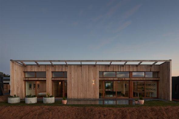 В Австралії побудували розумний будинок зі споживанням енергії на $3 на рік