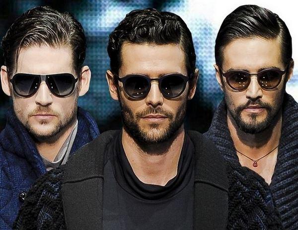 мужских солнцезащитных очков