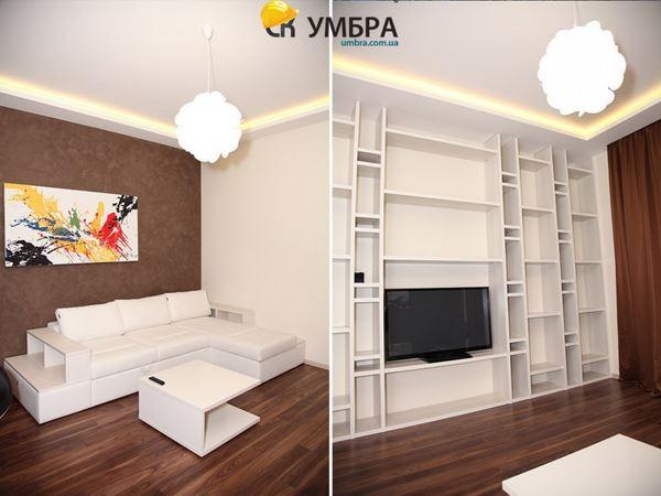 Интерьер киевской квартиры