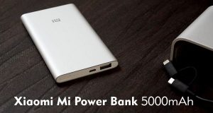 xiaomi mi power bank 5000 mah