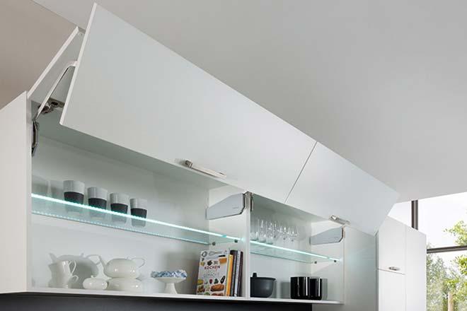 Подъемники фасадов для кухни