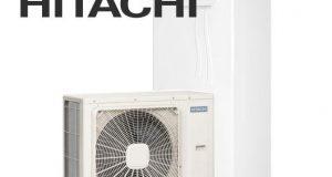 Тепловые насосы от Hitachi