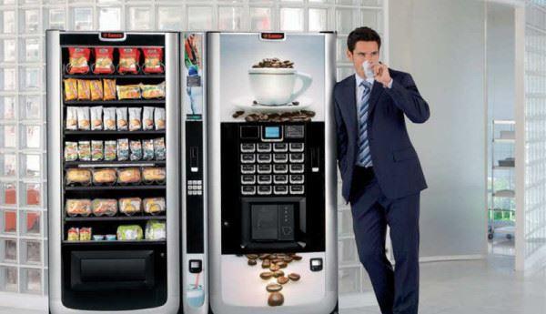 вендинговые автоматы от ekava