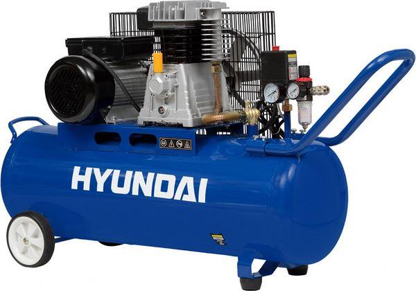 Масляный компрессор Hyundai