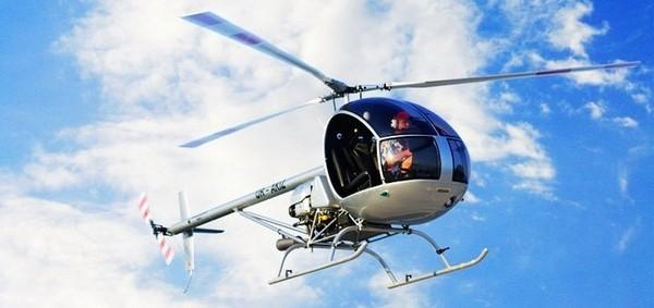 Полетать на вертолете в Киеве