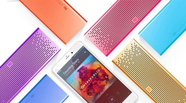 портативная акустика Xiaomi
