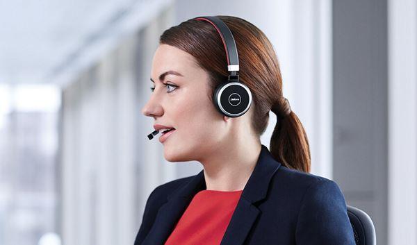 Bluetooth гарнитура Jabra