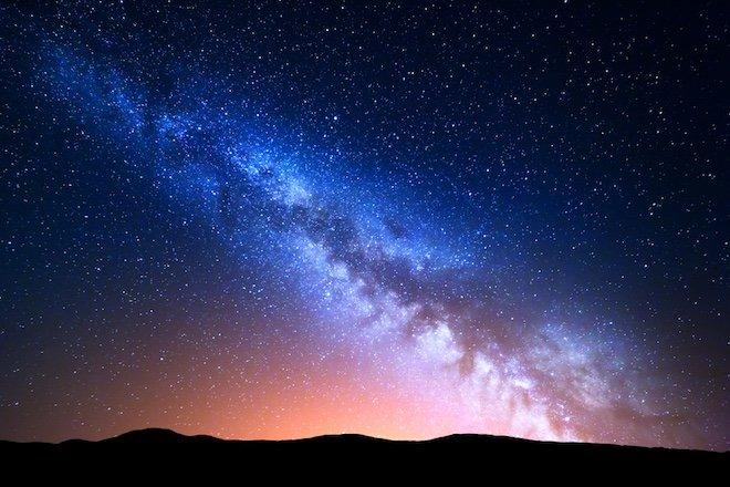 Космос: Галактика Млечный Путь увеличивается в размерах каждую секунду