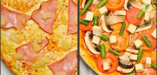 итальянская пицца от Pizza House