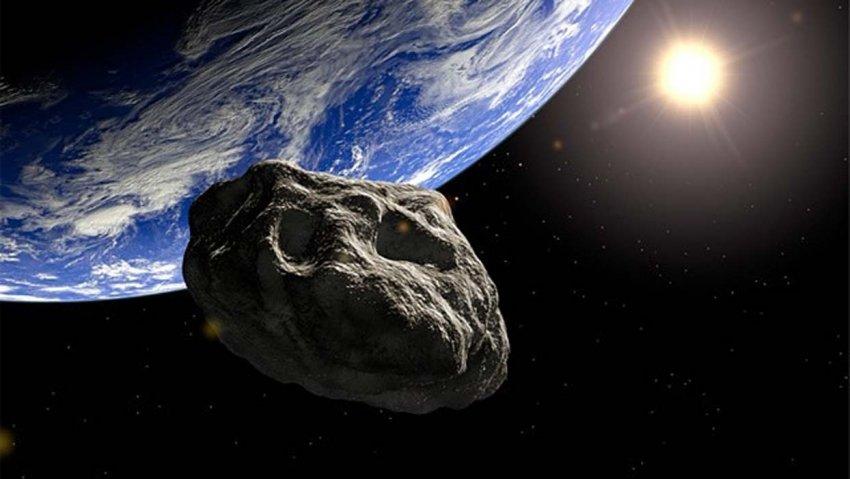 Астрономы: Крупный астероид мчится к Земле