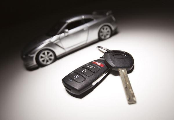 ключи для авто