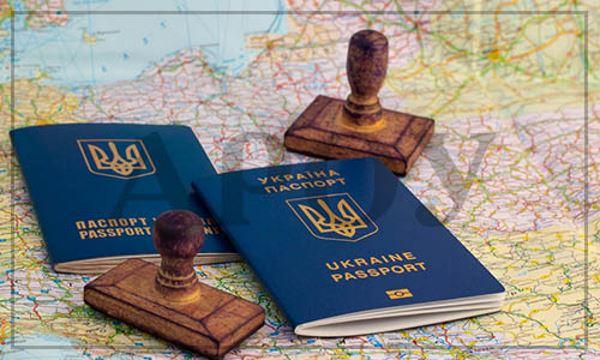 пребывание иностранца в Украине