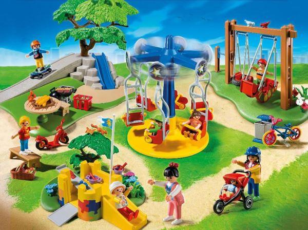 игрушки Playmobil