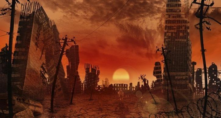 Ученый: Летом 2018 года в мире начнется апокалипсис