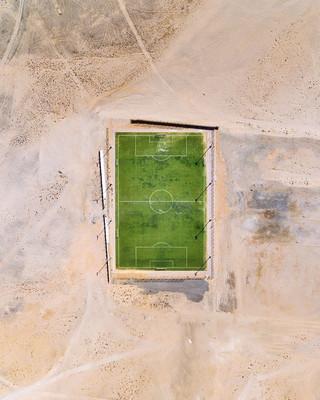 Как пустыня берет своё в Саудовской Аравии