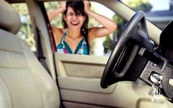 аварийное открытие авто