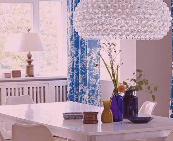 шторы в кухню