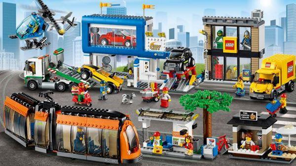 Лучший конструктор Лего