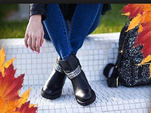 осенние ботинки миратон