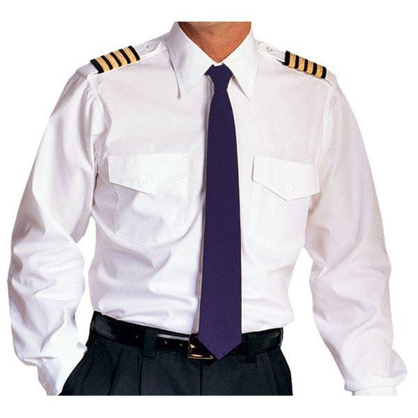 форменная рубашка для пилота