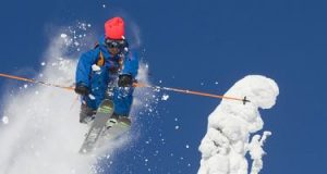 горнолыжный тур