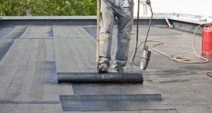 ремонт плоской крыши