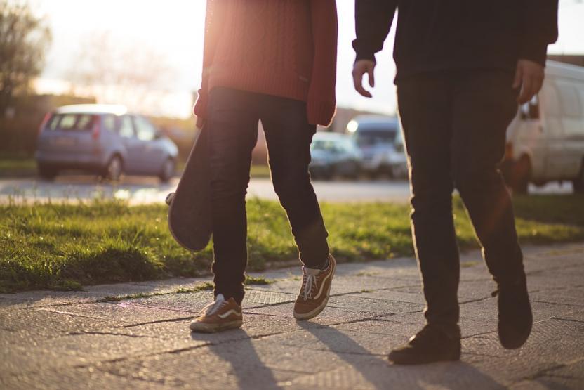 Учены: По ходьбе можно определить риск преждевременной смерти