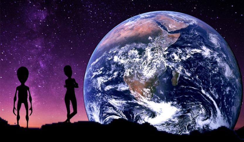 Ученые: На Земле могут скрываться инопланетные артефакты